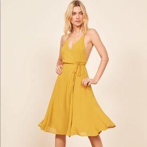 Reformation Tropics Dress